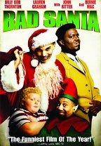 Bad Santa [DVD] [2003] [2005] by Billy Bob Thornton