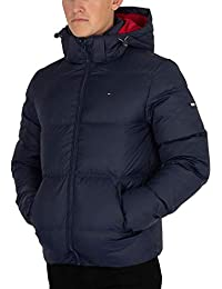 Tommy Jeans Men's Essential Down Hooded Jacket