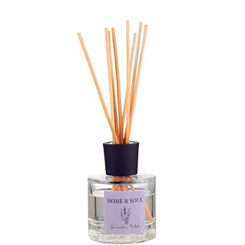 BUTLERS HOME & SOUL Raumduft Lavendel 100 ml - Erfrischender Duftspender mit verschiedenen Gerüchen und Füllmengen - frischer Duft für den Raum -