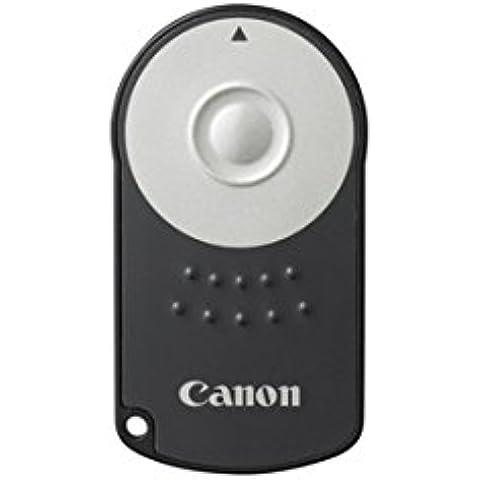 Canon RC-6 - Mando a distancia para cámaras digitales Canon, Negro