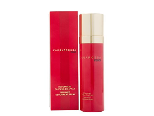 Fendi L'Acquarossa Women EdP Deo Spray 100ml