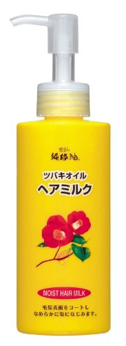 Kurobara Honpo Kurobara Tsubaki Oil | Hair Treatment | Hair Milky Lotion 150ml