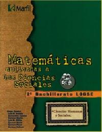Matemáticas Ciencias Naturales y Tecnológico/2-2º Bachillerato
