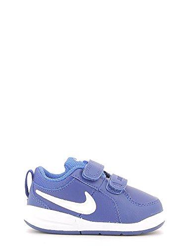 Nike Pico 4 (Tdv), Baskets Basses Unisexe-Bébé Deep Royal Blue/White-GM Royal