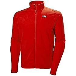 Helly Hansen Men's Daybreaker Fleece Jacket Alert RED, S