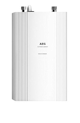 AEG 230768 DDLE 13 Kompakt elektronischer Durchlauferhitzer wählbare Leistung EEK A, 11 oder 13,5 kW