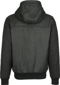 Ragwear Herren Kapuzenjacke schwarz XL - 6