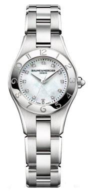Baume y Mercier Linea Damas Reloj 10011