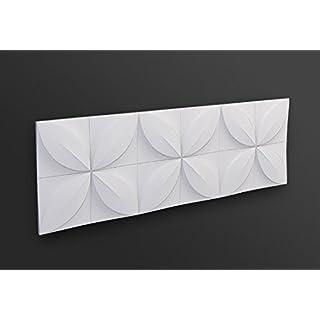 NMC Arstyl Wall Panels - Wall panel Flower Polyurethane