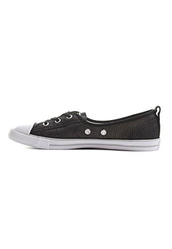 Converse All Star Lace W Ballerina Nero