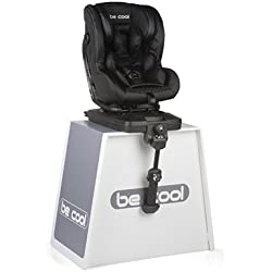 Be Cool - Silla de Auto Twist negro - Grupo 0/1