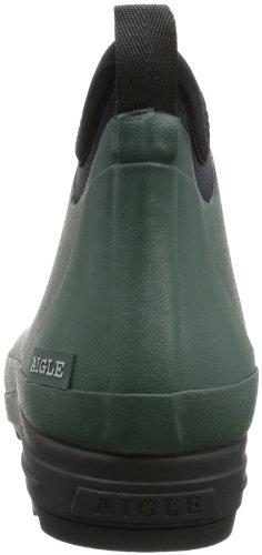 Aigle  Landfast crimson, bottes chelsea, femme Green - Grün (Bronze 7)