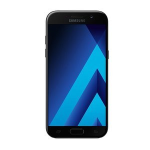 Samsung Galaxy A5 (2017) SM-A520F 5.2' Single SIM 4G 3GB 32GB 3000mAh Black - Smartphones (13.2 cm (5.2'), 3 GB, 32 GB, 16 MP, Android, Black)