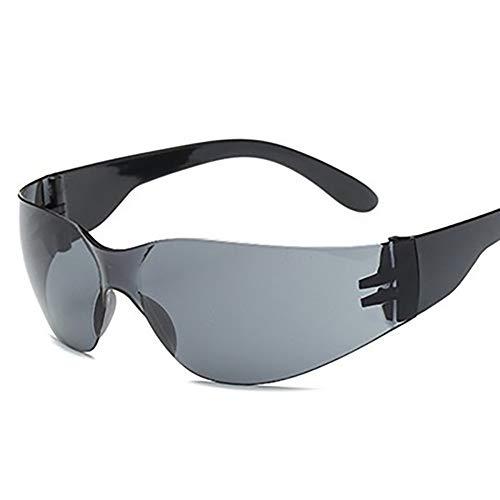 FYrainbow Sonnenbrillen, Anti-Ultraviolett-Sonnenbrillen gegen Windsand-Rangbrillen eignen Sich am besten zum Angeln von Golf-Outdoor-Reisemöglichkeiten UV400,A