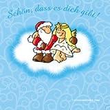 Gilde Handwerk Servietten Schön dass es dich gibt Weihnachtsservietten 45305