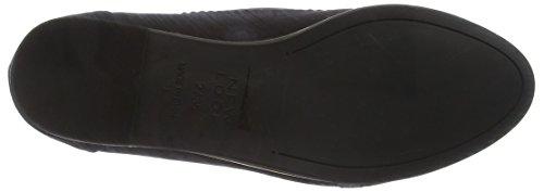 New Look Loot, Mocassins Fille Noir - Black (Black/01)