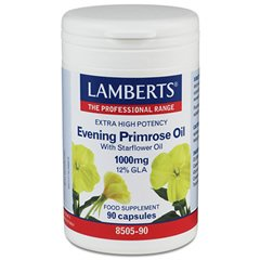 LAMBERTS Evening Primrose Oil with Starflower Oil 1000 mg 90 Caps from Lamberts