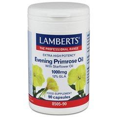 Lamberts Nachtkerzenöl 1000mg Borretsch +