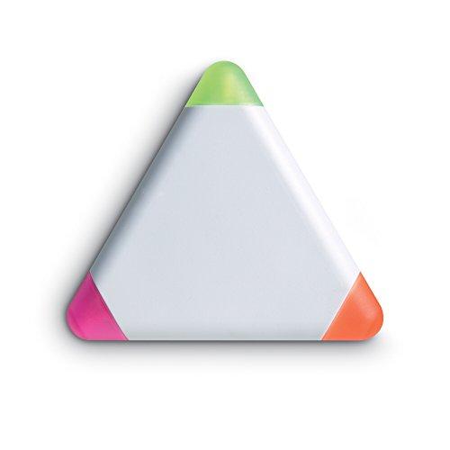 Textmarker in Dreiecksform
