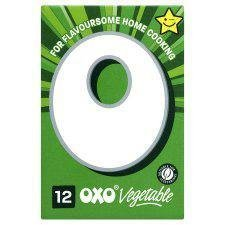 oxo-12-vegetable-stock-cubes-71g