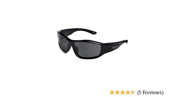 05cc3d7f18 Gill Sense Bifocal Sunglasses Black - Unisex - Integral Flotation -  Hydrophobic and Oleophobic Technology - Lightweight  Amazon.co.uk  Sports    Outdoors