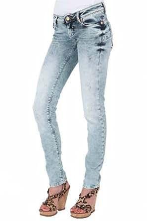 Jeans shape up salsa bleu delave