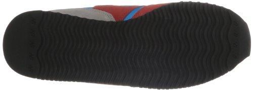 New Balance U420 D 14E, Baskets mode mixte adulte Multicolore - multi-coloured - Mehrfarbig (RBG RED/BLUE 4)
