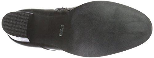 BUFFALO - B109e-63 P1735a Pu, Stivali bassi con imbottitura leggera Donna Nero (nero (black 01))