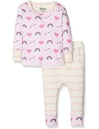 Hatley Organic Cotton Baby Pyjama Sets, Conjuntos de Pijama para Bebés