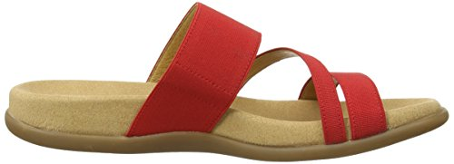 23 Rot Toe Shoes Flame Damen Peep Gabor Sandalen 702 U5c6qRFqw