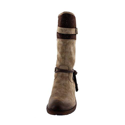 Rieker 94778-25 bottes & bottines femme Rieker-Tex Braun