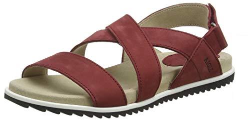 Aigle Damen Cayali Sneaker, Rot (Amarante 001), 38 EU