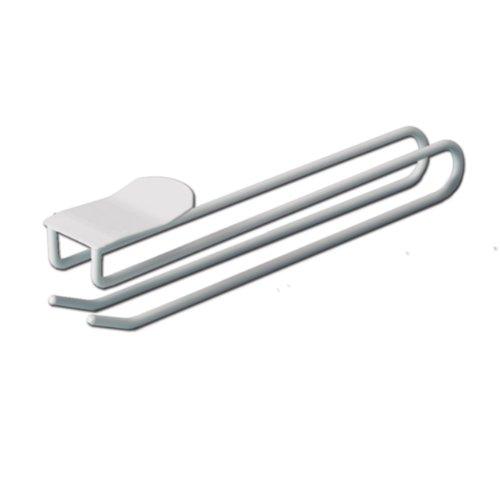 Rayen 6291 - Colgador de Copas y Tazas para Ahorrar Espacio en tu Cocina, Color Blanco