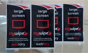 nouveau-mywipe-wet-dry-xl-lingettes-nettoyantes-pour-ecran-tv-10-x-led-plasma-ecran-oled-ecole-smart