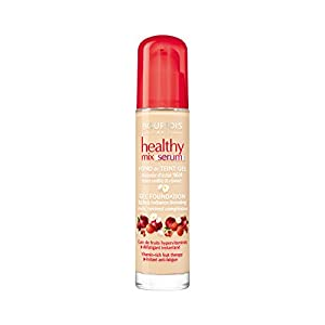 Bourjois – Healthy mix serum foundation, base de maquillaje, tono vanille clair
