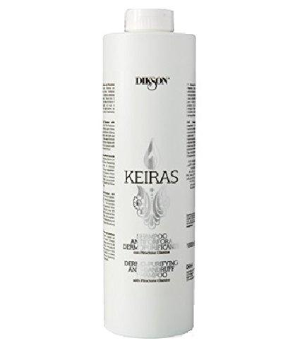 DIKSON KEIRAS ANTIFORFORA SHAMPOO Piroctone Olamine shampooing antipelliculaire 1000 ml