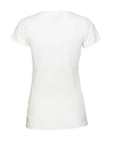 DX Damen Istara T-Shirt weiß