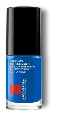 Le Vernis Nail (Toleriane Vernis Silicium - Nail Polish Blue)