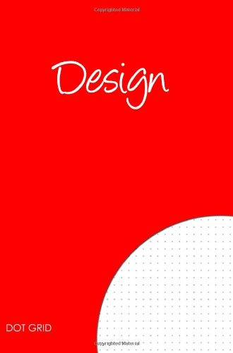 Design - Dot Grid: If you Dream it, Draw it! Keep one in your bag.