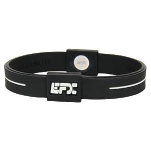 Unbekannt EFX Germany Balance Hologramm Armband Fb. schwarz/wei Gr. M