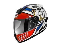 Casco Shiro Full-face helmet SH-829 Luca Kid