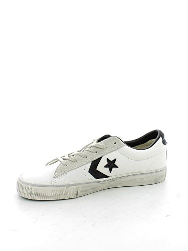Converse - Converse Pro Leather Vulc Distressed Ox Scarpe Uomo Bianche White