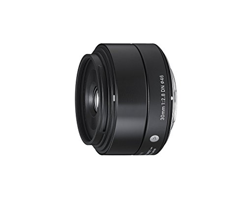 Black , Micro Four Thirds : Sigma 30mm F2.8 Ex Dn Art (black) For Micro 4/3