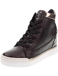Guess E Borse Interna Sneakers Amazon Scarpe it Zeppa HwAqqpI