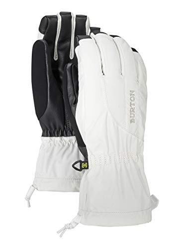 Burton Damen Snowboardhandschuhe WB Profile Gloves, Stout White, XS -