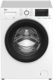 Beko 8kg Washıng Machıne 1400 RPM 15 Programs, White- WTV8736XW, 1 Year Warranty