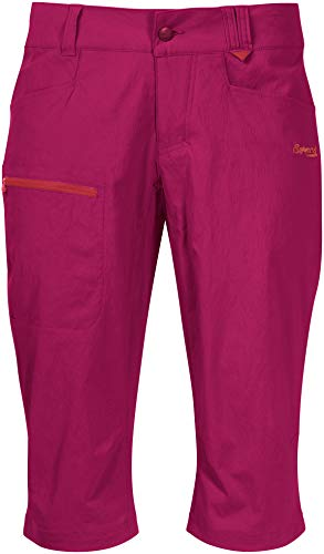 Bergans Utne Pirate Pants Women Bougainvillea/Strawberry Größe L 2019 Hose kurz