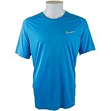 Nike M Nk Dry Miler Ss - Camiseta de manga corta para hombre, hombre,