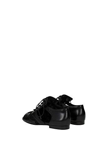 BE08799148001 Givenchy Sandale Femme Cuir Noir Noir