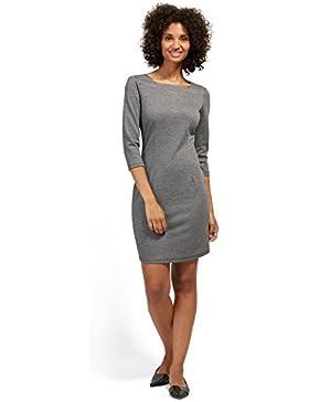 TOM TAILOR für Frauen Dress gemustertes Kleid aus Jacquard